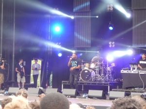 Lecrae on the Main Stage at Big Church Day Out
