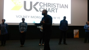 Volney Morgan and New Ye