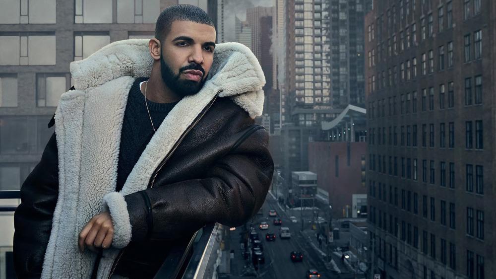 Drake balcony