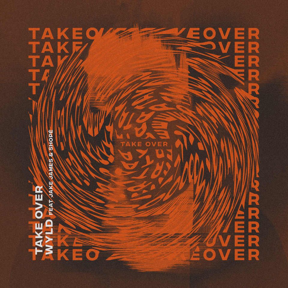Take Over Cover Art